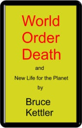 Ebook cover: World Order Death