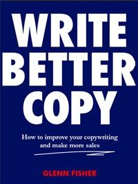 Ebook cover: Write Better Copy