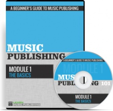 Ebook cover: Music Publishing
