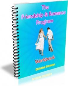 Ebook cover: The Friendship & Romance Program