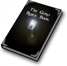 Ebook cover: The Guru Black Book