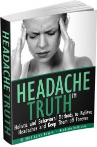 Ebook cover: Headache Truth