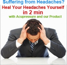 Ebook cover: Heal Your Own Headaches
