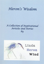 Ebook cover: Heron's Wisdom