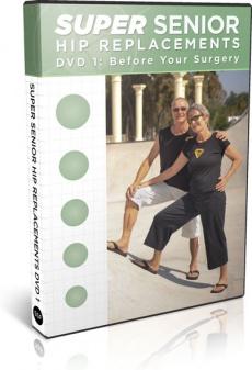 Ebook cover: Super Senior Hip Replacements