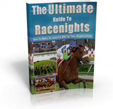 Ebook cover: The Ultimate Guide To Racenights