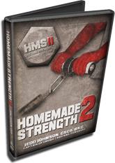 Ebook cover: Home Made Strength