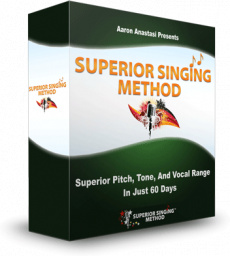 Ebook cover: Superior Singing Method