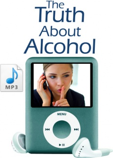 Ebook cover: The Truth About Alcohol