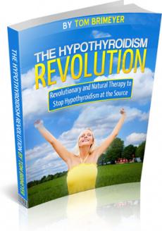 Ebook cover: The Hypothyroidism Revolution