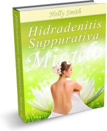 Ebook cover: Hidradenitis Suppurativa Miracle