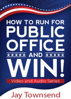 Ebook cover: Run for Public Office