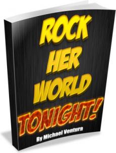 Ebook cover: Rock Her World Tonight!