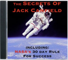 Ebook cover: The Secrets of Jack Canfield