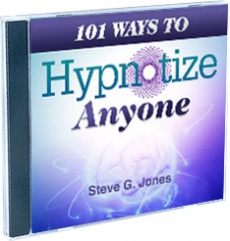 Ebook cover: 101 Ways To Hypnotize Anyone