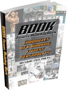 Ebook cover: Fitness Modeling Work