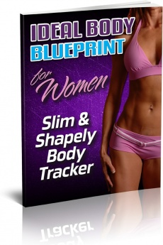 Ebook cover: Ideal Body Blueprint
