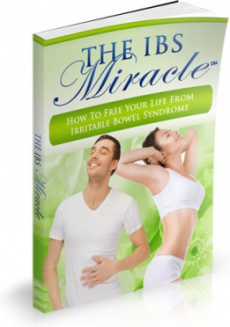 Ebook cover: The IBS Miracle