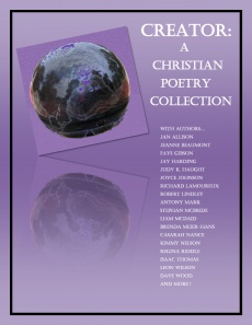 Ebook cover: Creator: A Christian Poetry Collection