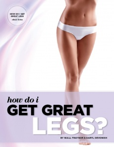 Ebook cover: How Do I Get Great Legs?