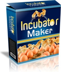 Ebook cover: Incubator Maker