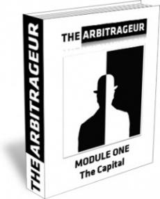 Ebook cover: The Arbitrageur Investing