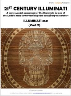 Ebook cover: 21st Century Illuminati