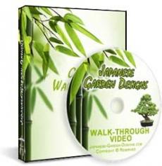 Ebook cover: Japanese Garden Designs