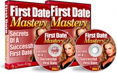 Ebook cover: First Date Mastery