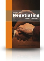 Ebook cover: The Architect's Guide to Negotiating Design Fees