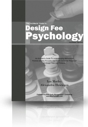 Ebook cover: The Architect's Guide to Design Fee Psychology