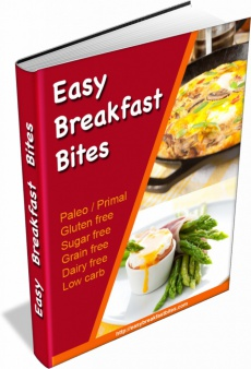 Ebook cover: Easy Breakfast Bites