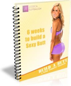 Ebook cover: Build a Butt
