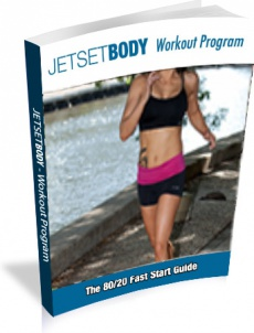 Ebook cover: Jet Set Body