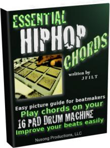 Ebook cover: Essential Hip Hop Chords