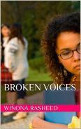 Ebook cover: Broken Voices