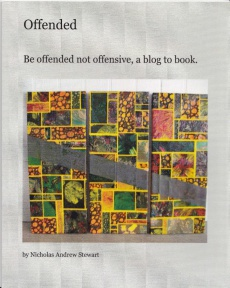 Ebook cover: Offended