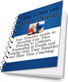 Ebook cover: How to Deal with Sports Parents