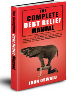 Ebook cover: The Complete Debt Relief Manual