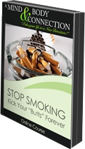 Ebook cover: Stop Smoking with Hypnosis