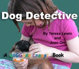 Ebook cover: Dog Detective
