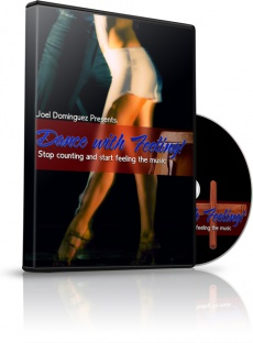 Ebook cover: Dance With Feeling