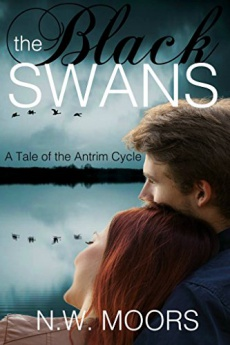 Ebook cover: The Black Swans