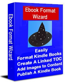 Ebook cover: Kindle Ebook Format Wizard