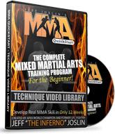 Ebook cover: MMA QuickStart