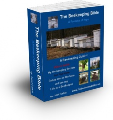 Ebook cover: The Beekeeping Bible