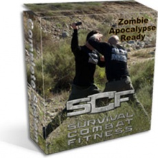 Ebook cover: Survival Combat Fitness