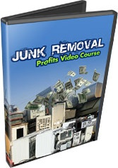 Ebook cover: Junk Removal Business Coach