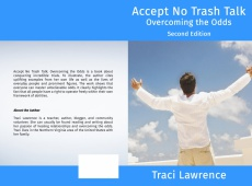 Ebook cover: Accept No Trash Talk: Overcoming the Odds