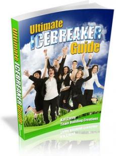 Ebook cover: Ultimate Icebreaker Guide